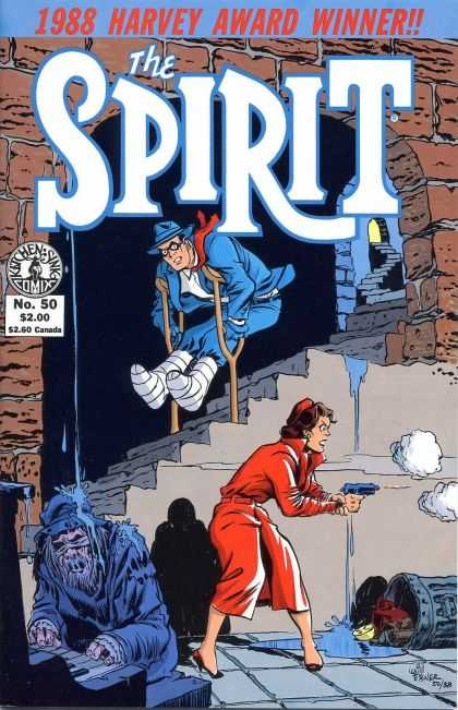 Spirit 50 - Will Eisner