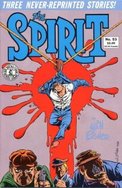 Spirit 53 - Will Eisner