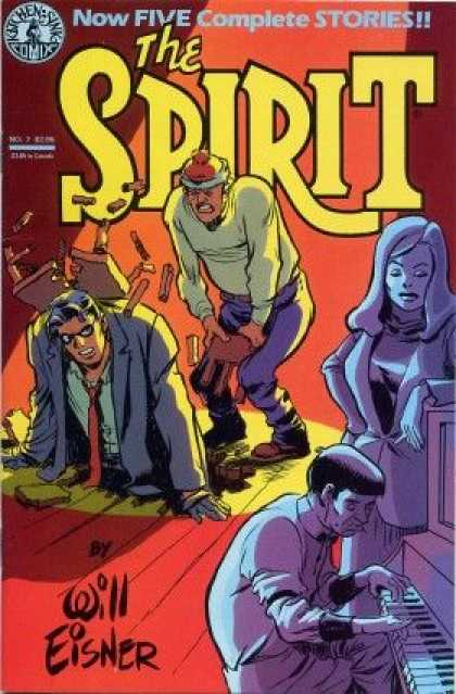 Spirit 7 - Darwyn Cooke, Will Eisner