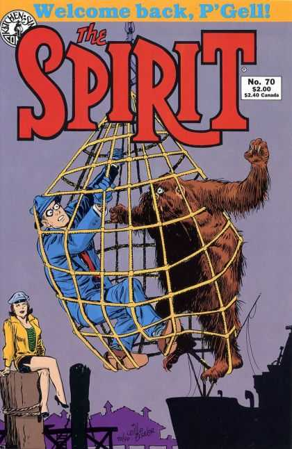 Spirit 70 - Will Eisner