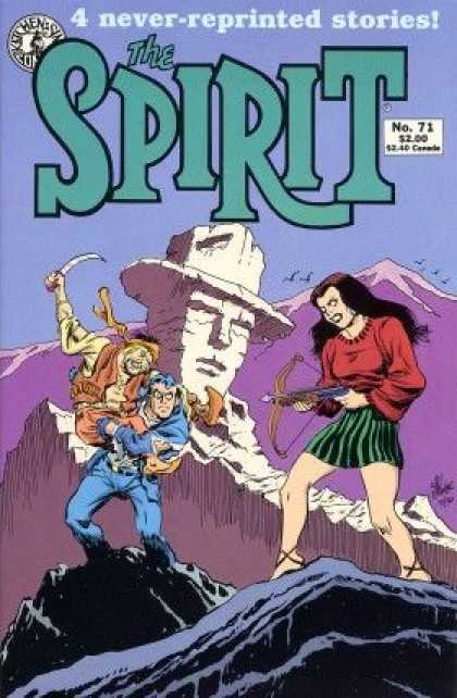 Spirit 71 - Will Eisner