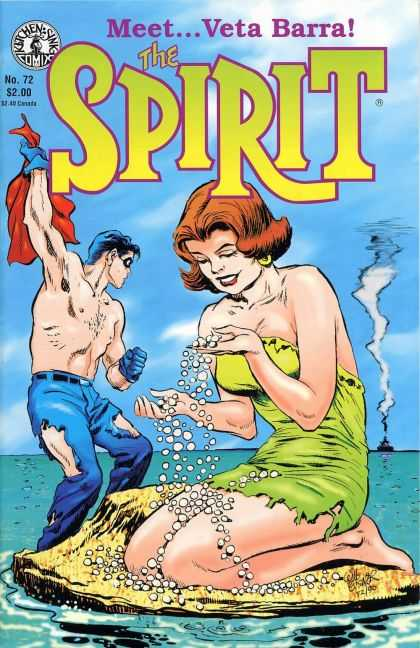 Spirit 72 - Will Eisner