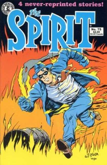 Spirit 75 - Will Eisner