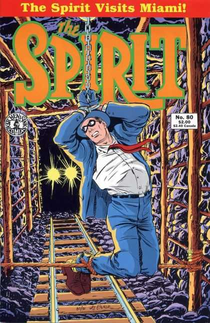 Spirit 80 - Will Eisner