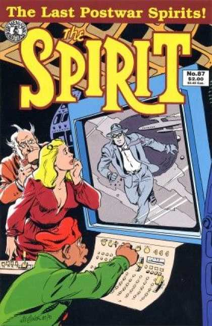 Spirit 87 - Will Eisner