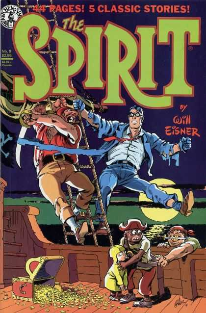 Spirit 9 - Darwyn Cooke, Will Eisner