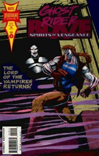 Spirits of Vengeance 19