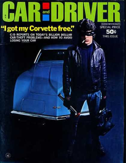 Sports Car Illustrated - March 1971