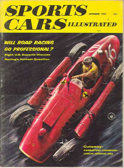 Sports Car Illustrated - September 1957