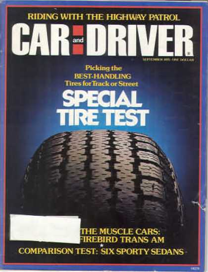 Sports Car Illustrated - September 1975