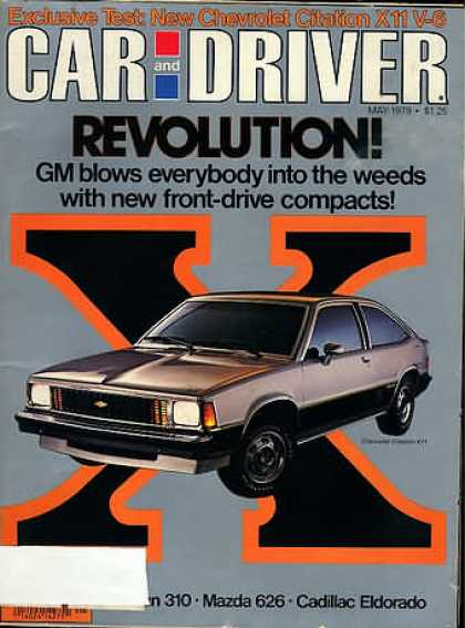 Sports Car Illustrated - May 1979