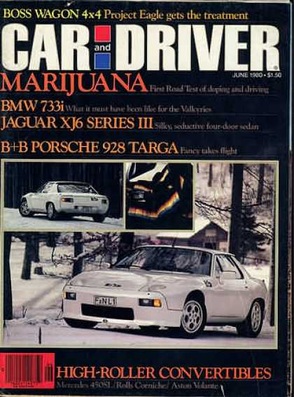 Sports Car Illustrated - June 1980