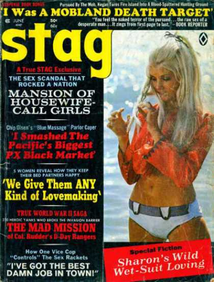 Stag - 6/1971
