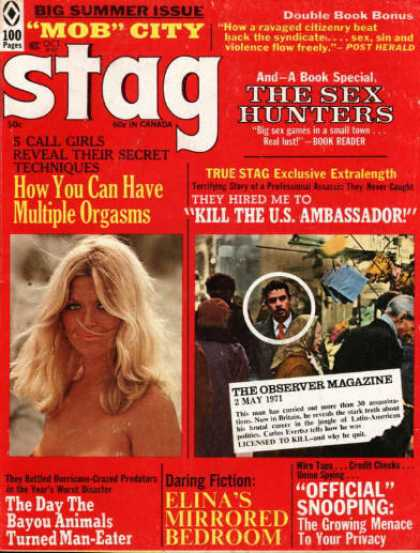 Stag - 10/1971