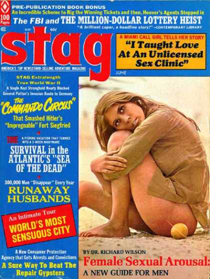 Stag - 6/1972