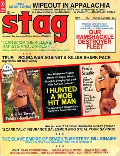 Stag - 10/1973