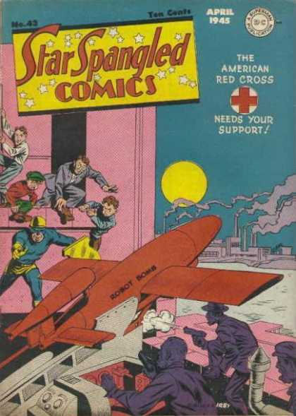 Star Spangled Comics 43 - Curt Swan