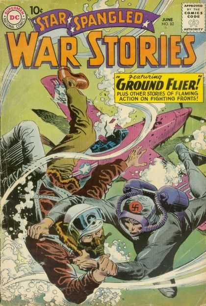 Star Spangled War Stories 82 - Joe Kubert