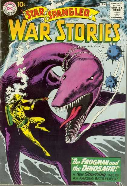 Star Spangled War Stories 94 - Joe Kubert