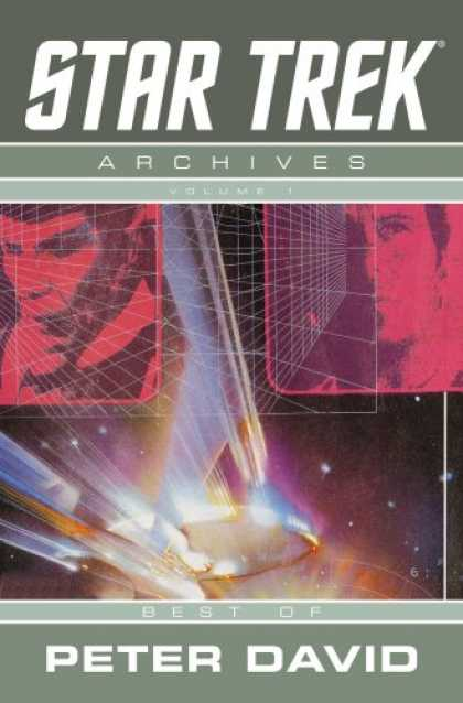 Best Book Cover Archive : Star trek book covers