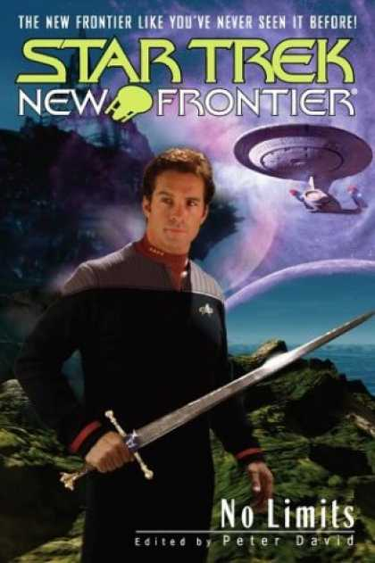 Star Trek Books - No Limits (Star Trek New Frontier)