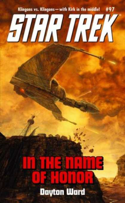 Star Trek Books - In the Name of Honor (Star Trek, No 97)