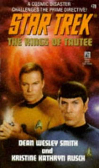 Star Trek Books - The Rings of Tautee (Star Trek)
