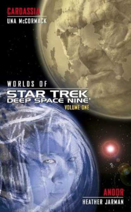 Star Trek Books - Cardassia and Andor (Worlds of Star Trek: Deep Space Nine, Vol. 1)