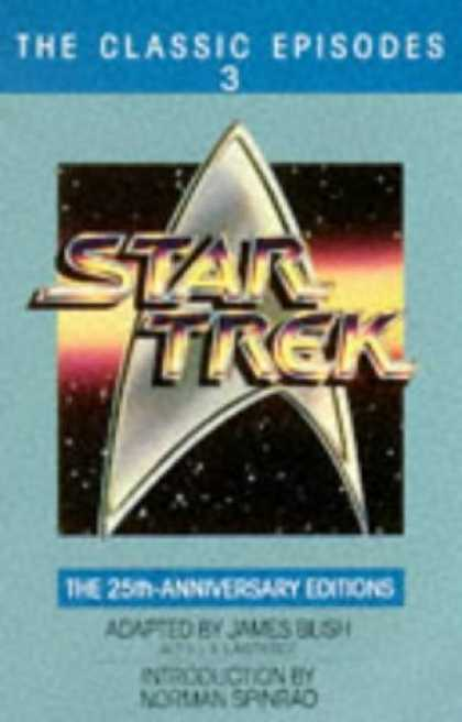 Star Trek Books - Star Trek: The Classic Episodes, Vol. 3 - The 25th Anniversary Editions