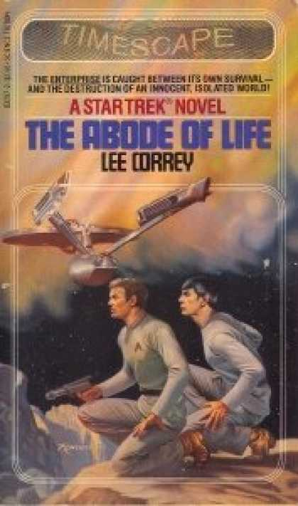 Star Trek Books - The Abode of Life (Star Trek, No 6)
