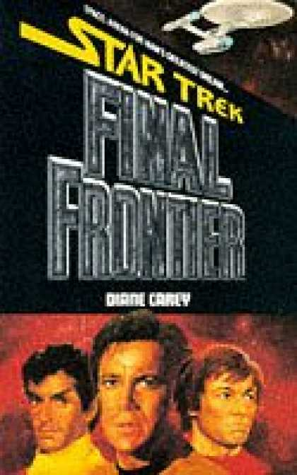Star Trek Books - Final Frontier (Star Trek)