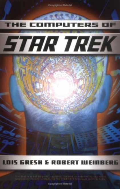 Star Trek Books - Computers Of Star Trek