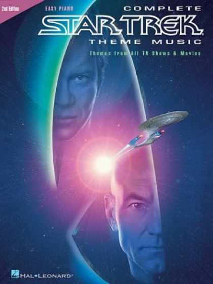 Star Trek Books - Complete Star Trek Theme Music: Themes from All TV Shows and Movies
