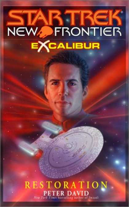 Star Trek Books - Restoration (Star Trek New Frontier: Excalibur, Book 3)