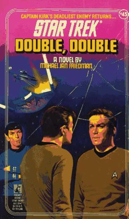 Star Trek Books - Double, Double (Star Trek, No 45)
