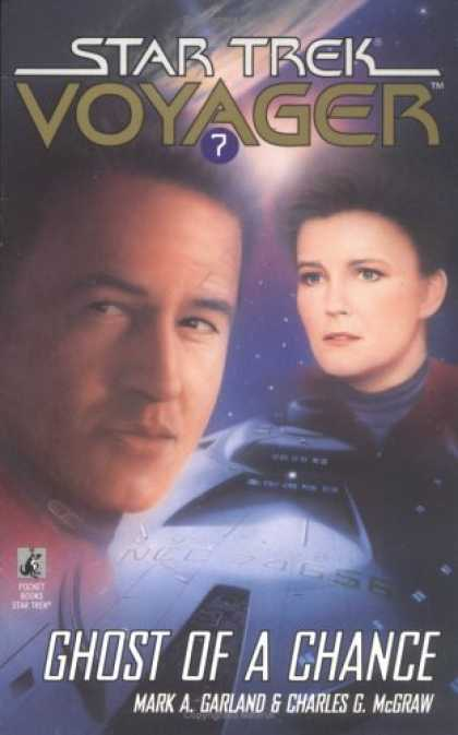 Star Trek Books - Ghost of a Chance (Star Trek Voyager, Book 7)