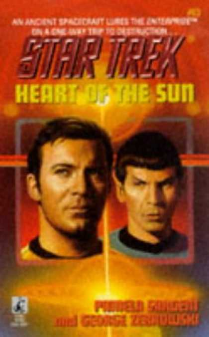 Star Trek Books - Heart Of The Sun Star Trek 83 (Star Trek: The Original Series)