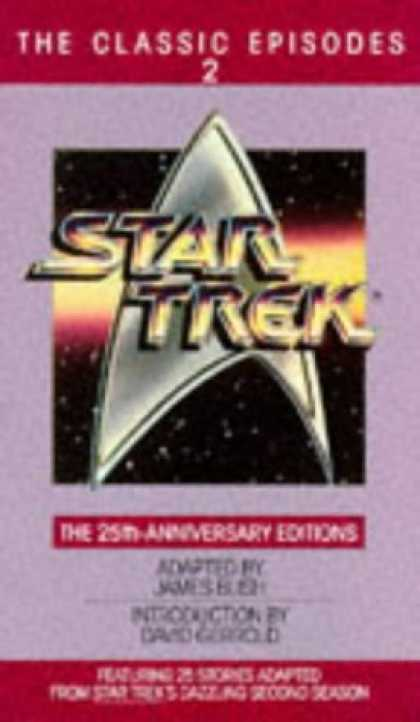 Star Trek Books - Star Trek: The Classic Episodes, Vol. 2 - The 25th-Anniversary Editions