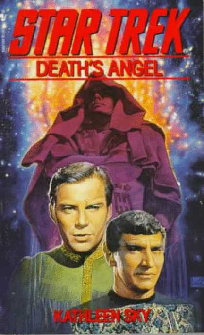 Star Trek Books - DEATH'S ANGEL (A Star Trek Novel)