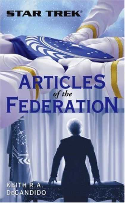 Star Trek Books - Articles of the Federation (Star Trek)