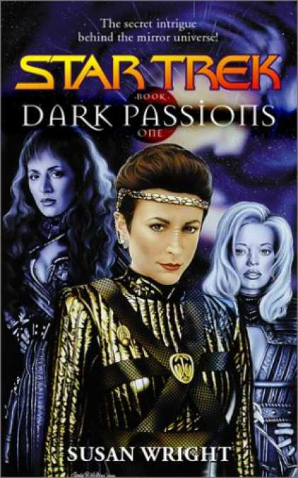 Star Trek Books - Dark Passions Book One of Two (Star Trek)