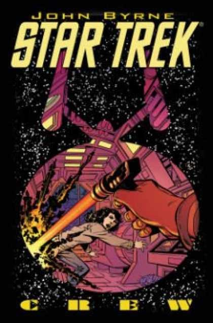 Star Trek Books - Star Trek: Crew