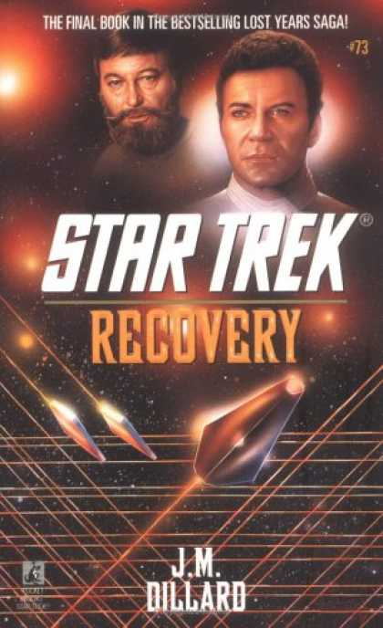 Star Trek Books - Recovery (Star Trek, Book 73)