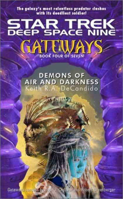 Star Trek Books - Demons of Air and Darkness (Star Trek Deep Space Nine: Gateways, Book 4)