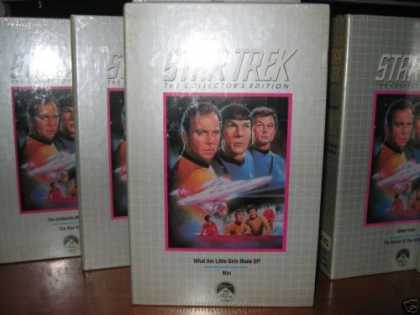 Star Trek Books - Star Trek - The Collector's Edition - Original Series