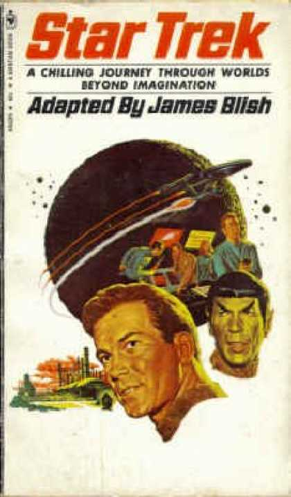 Star Trek Books - Star Trek (1)
