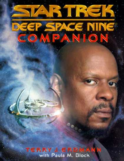 Star Trek Books - Deep Space Nine Companion (Star Trek Deep Space Nine)