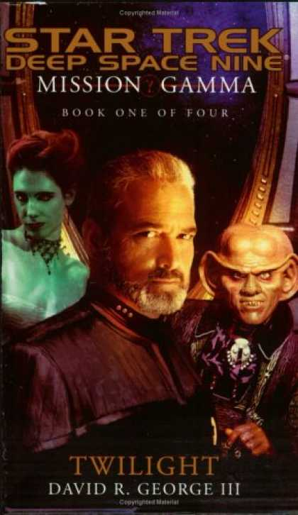 Star Trek Books - Twilight (Star Trek Deep Space Nine: Mission Gamma, Book 1)
