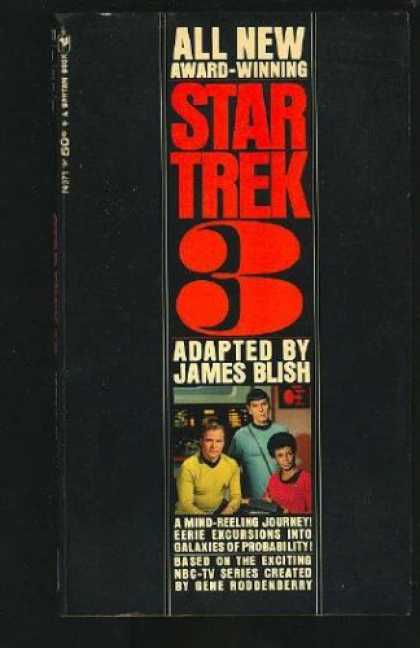 Star Trek Books - Star Trek #3