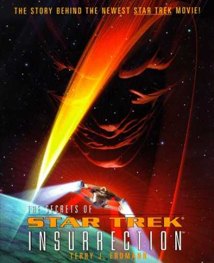 Star Trek Books - The Secrets of Star Trek: Insurrection